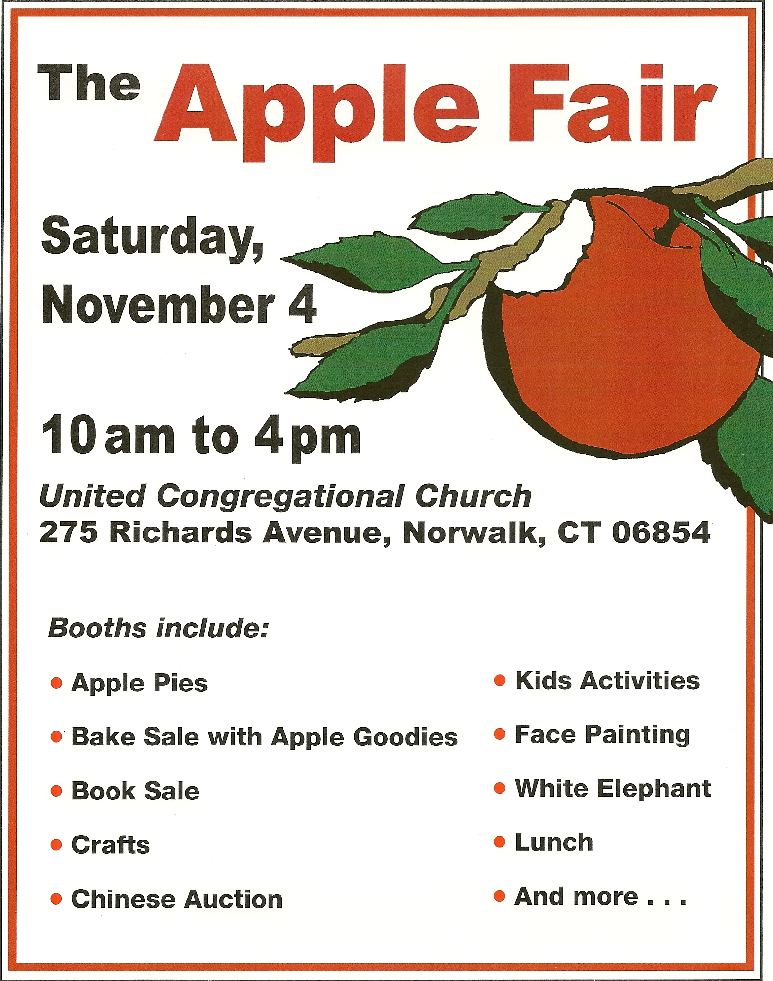 Apple Fair 2017